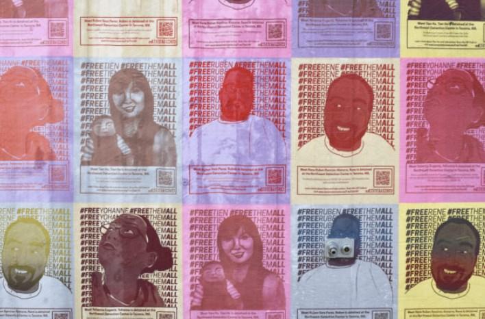 Art Against Borders: HOSTILE TERRAIN 94 + FREE THEM ALL at the Henry Art Gallery
