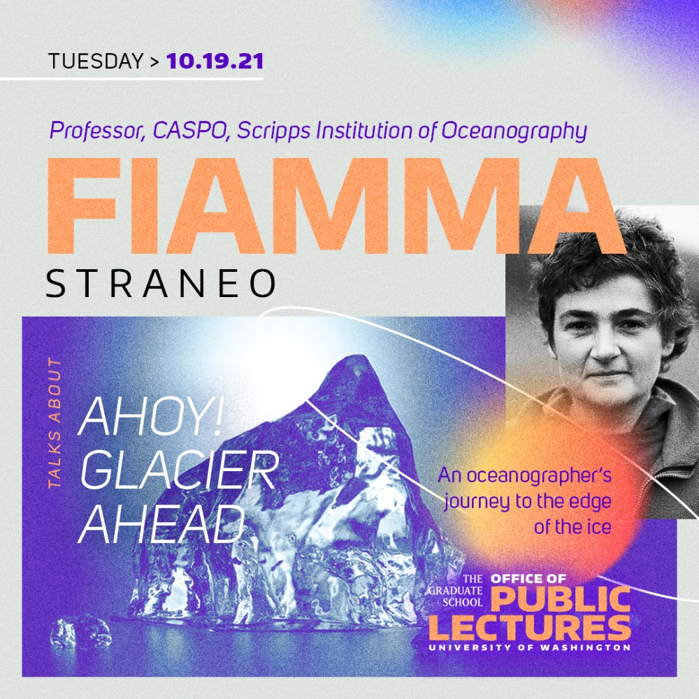 Fiamma Straneo - Ahoy! Glacier Ahead: An Oceanographer's Journey to the Edge of the Ice
