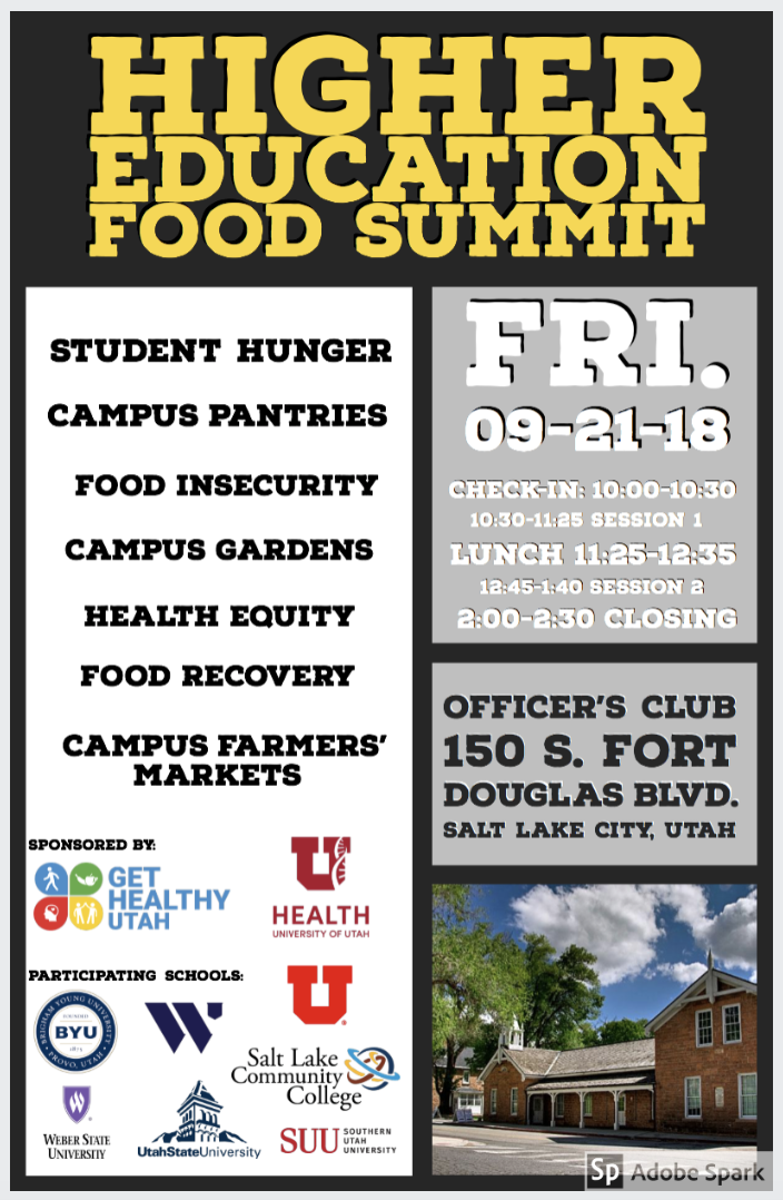Higher Education Food Summit