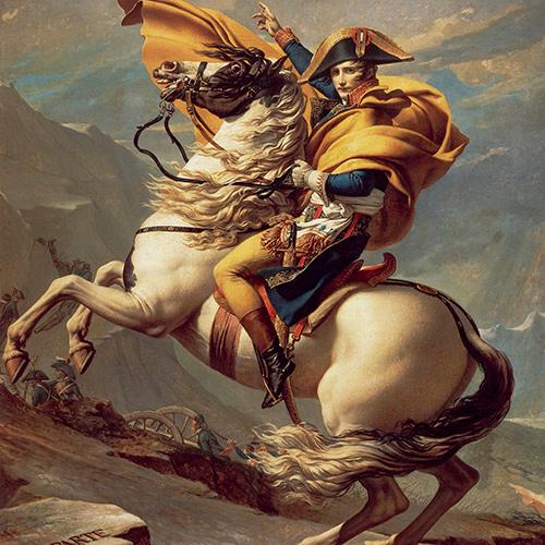 Art + History: David and Napoleon