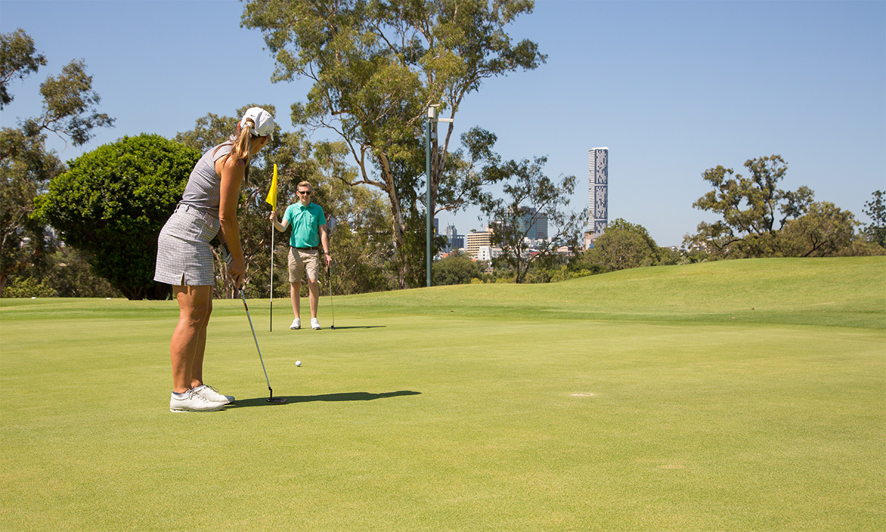 Ladies golf clinics - Level 1 (Saturdays - 1.30-2.30pm)