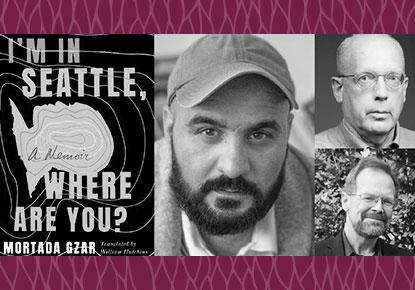"Mortada Gzar discusses ""I'm in Seattle, Where are You?"""