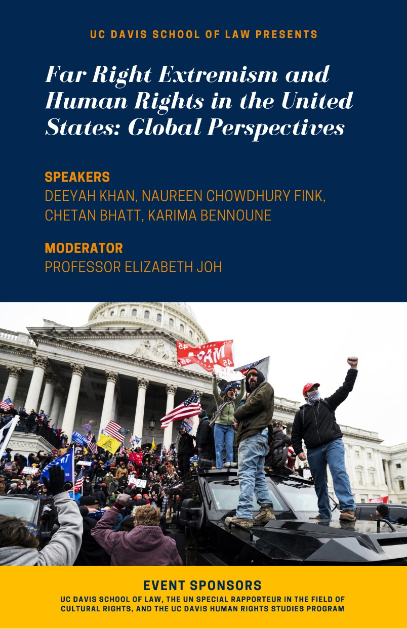 Far Right Extremism and Human Rights in the United States: Global Perspectives
