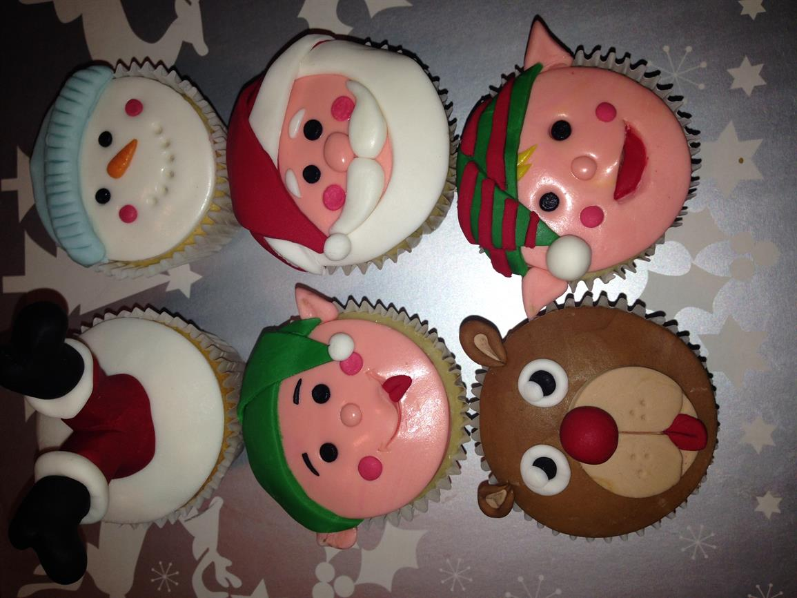 Redland City Event - Christmas Cupcakes Kids Class
