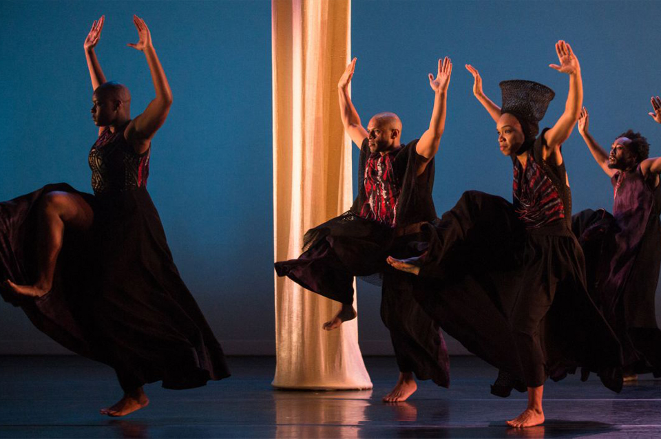 Ronald K. Brown and Evidence, A Dance Company | The Equality of Night and Day