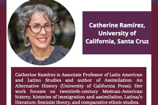 Immigration Speaker Series: 'Assimilation: An Alternative History'