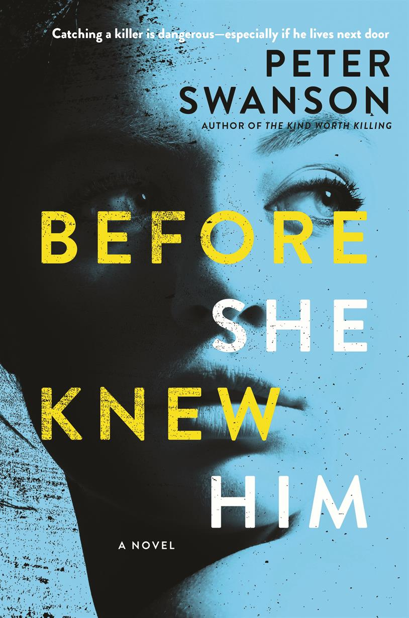 Author Peter Swanson Talk & Booksigning for his new thriller: Before She Knew Him
