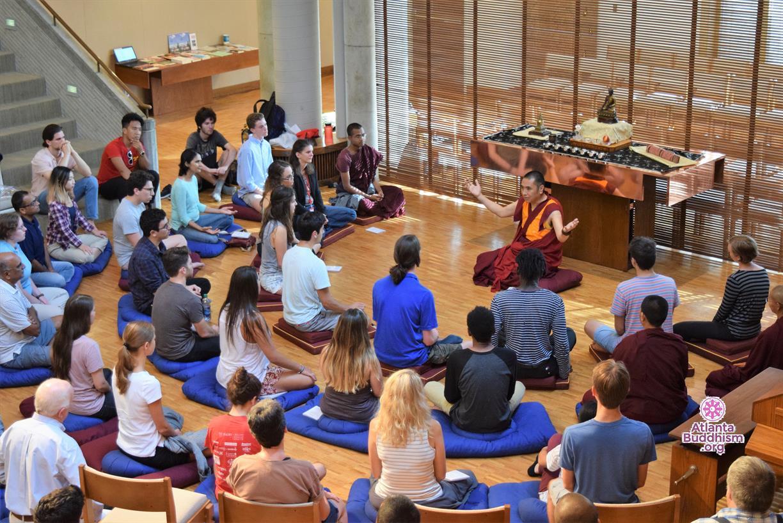Emory Buddhist Club Meditation