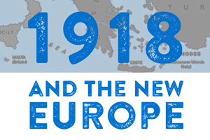 1918 and the New Europe