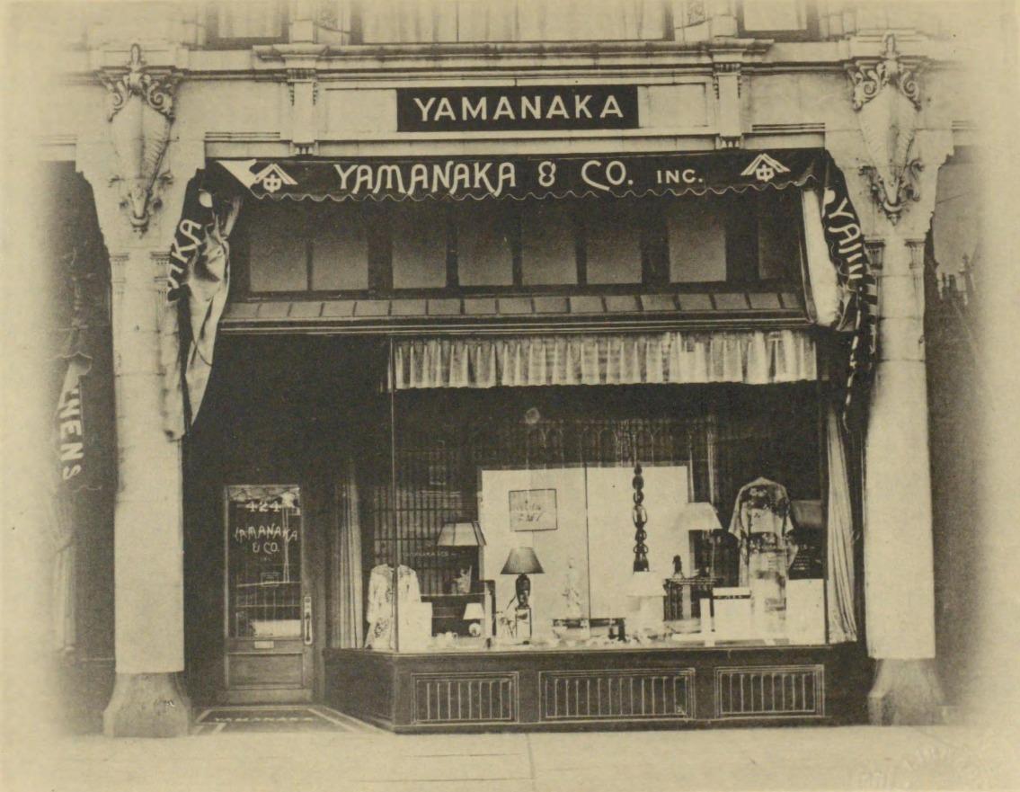 Yamanaka & Co.: Early Pioneer of the Global Asian Art Trade