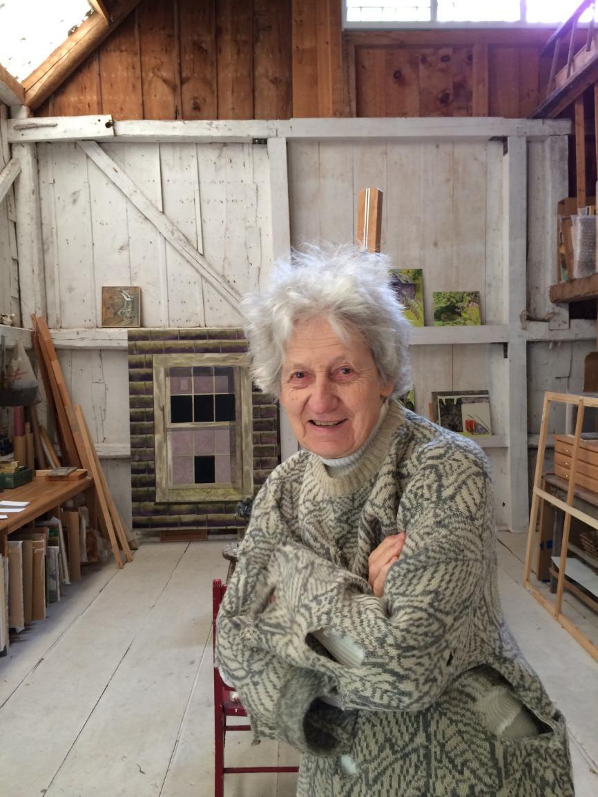 Two American Painters: Lois Dodd and Wayne Thiebaud in Conversation with Karen Wilkin