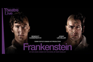 Frankenstein lecture and screening