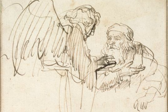 Art Study Center Seminar: Rembrandt and the Interactive Arts of Drawing and Etching