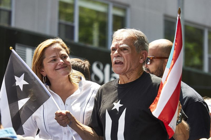 Oscar López Rivera: Resistance and Resilience - Puerto Rico's Recovery from Debt, Hurricanes, and Colonialism