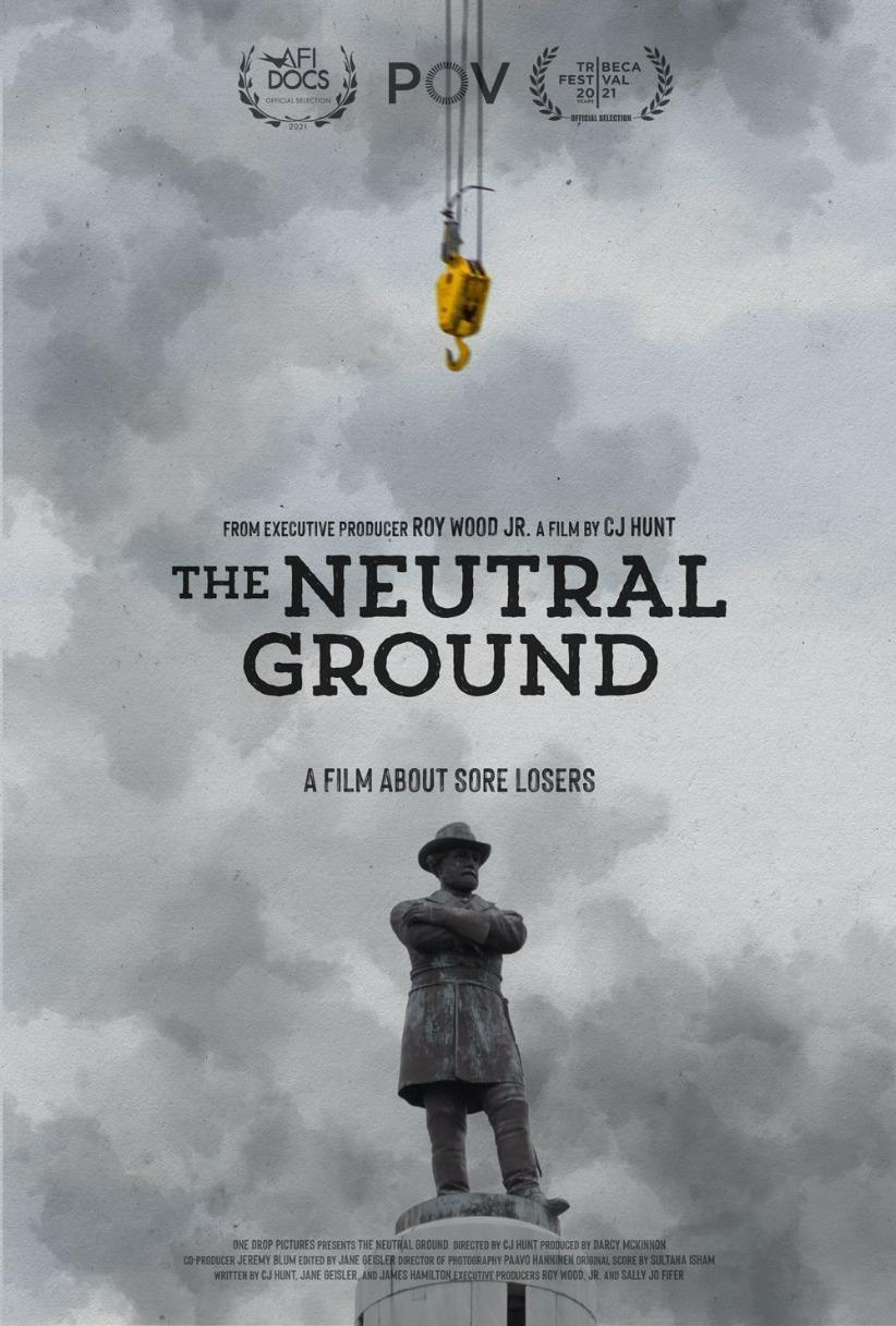 Through the African American Lens: The Neutral Ground: A Conversation with CJ Hunt and Darcy McKinnon