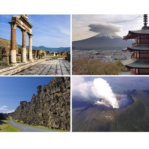 Volcanic UNESCO World Heritage Sites