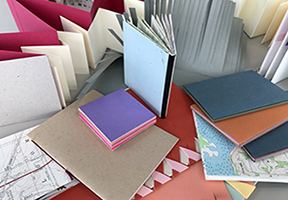 Drop-in & Print Session Bookmaking Blitz: Fold, Flap, and Pop!